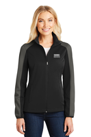 Port Authority Ladies Active Colorblock Soft Shell Jacket.